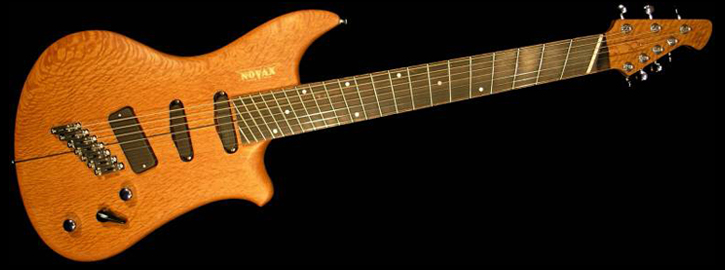 Novax Expression Solidbody 7-String