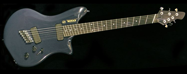 Novax Sweet Annie - 25th Anniversary commemorative guitar
