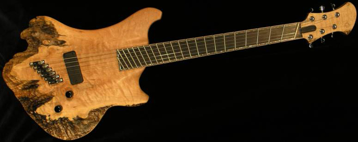 Expression Semi-hollow Lo-A 7-String